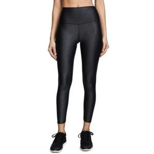 Onzie High Rise Legging Shimmer Black #0410